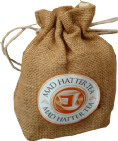 Boxes and Sacks of Mad Hatter Tea